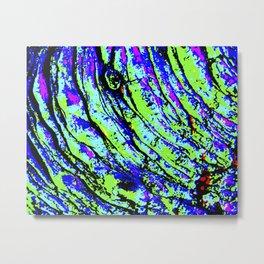 Abstract no.2 Metal Print