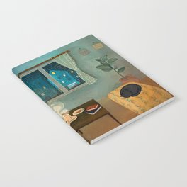 The First Rain Notebook