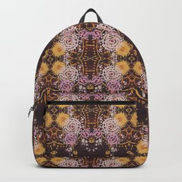 Henna Blossoms Backpack