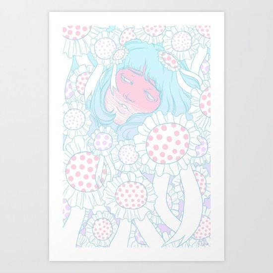 rewarded Art Print