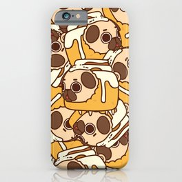 Puglie Cinnapug iPhone Case