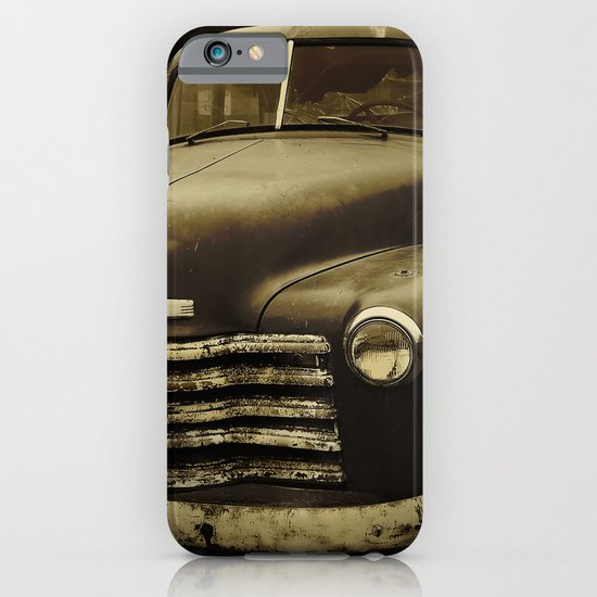 Souls Like the Wheels iPhone & iPod Case