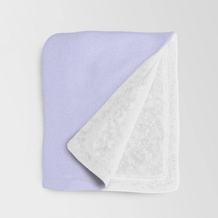 Simply Periwinkle Purple Throw Blanket By Followmeinstead Society40 Beauteous Periwinkle Throw Blanket