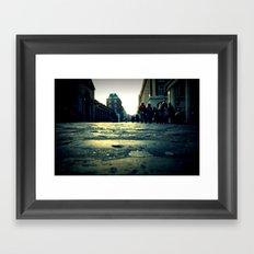 Covent Garden Framed Art Print