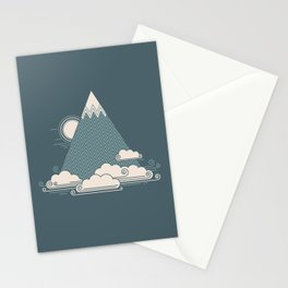 Cloud Mountain Stationery Cards