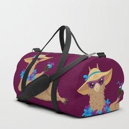 Bahama Llama Duffle Bag