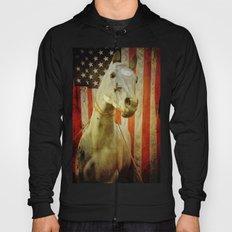 Portrait of an American Horse Hoody
