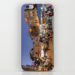 Istanbul At Night iPhone Skin