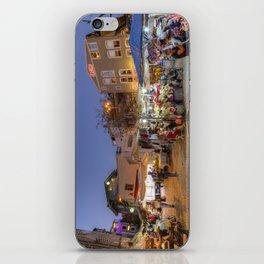 Istanbul At Night iPhone Skin