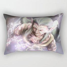 Elfo oscuro Rectangular Pillow