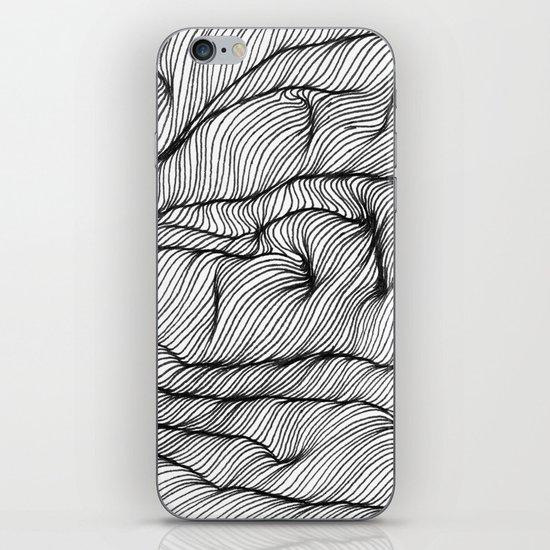 Lines #1 iPhone & iPod Skin
