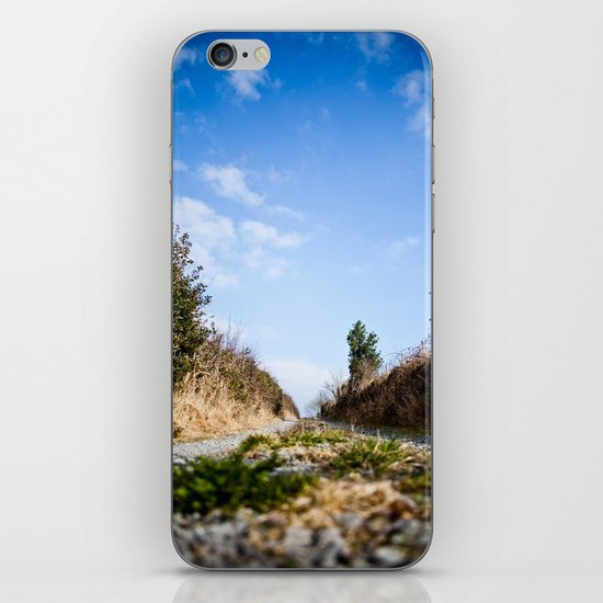 To the lake. iPhone & iPod Skin