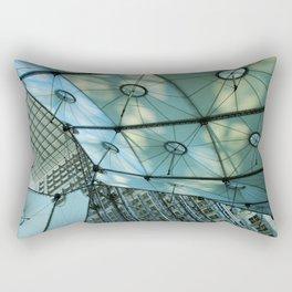 La Grande Arche Rectangular Pillow