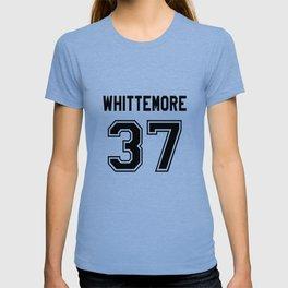 Whittemore teen wolf baseball tee raglan unisex size teen wolf T-shirt