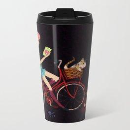 Love Letters Metal Travel Mug