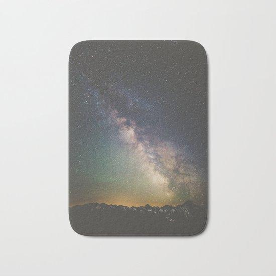 Milky Way IV Bath Mat
