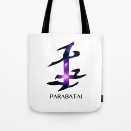 Parabatai Galaxy Tote Bag