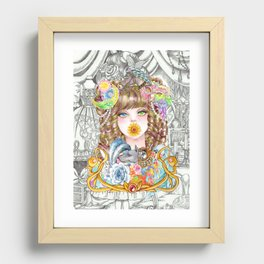 Prisila Recessed Framed Print