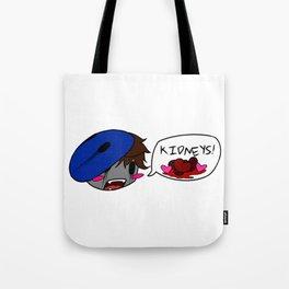 Kidneys! Tote Bag