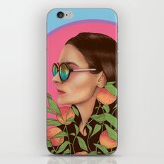 Summer Chill iPhone Skin