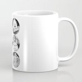 Ghibli Characters Coffee Mug