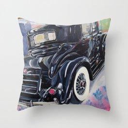 Packard Throw Pillow