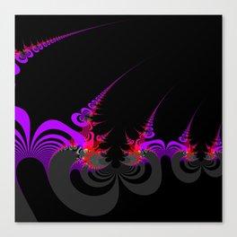 Tetration Horns Canvas Print