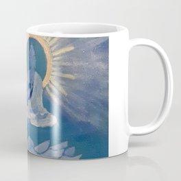 Blue Thai Buddha Coffee Mug