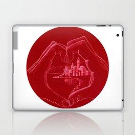 Love in Camogli Laptop & iPad Skin