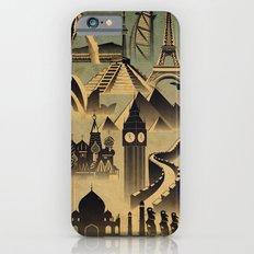 Around the world Slim Case iPhone 6s