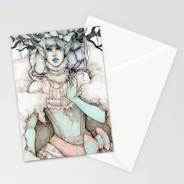 Hypoxia Stationery Cards