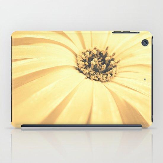 Champagne Petals iPad Case