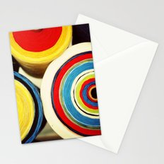 Sew Colourful Stationery Cards