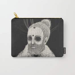 HOLLOWED MAN Carry-All Pouch
