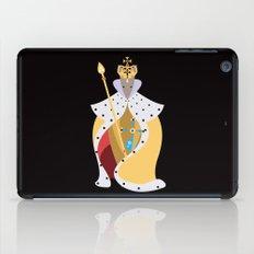 Queen Wolf iPad Case