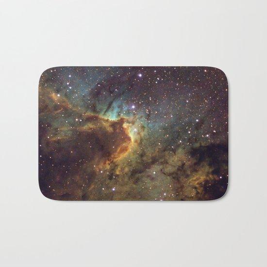 Cave Nebula SH2-155 Bath Mat