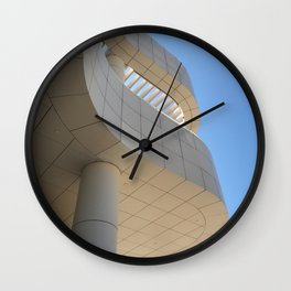 Getty Center by Richard Meier Architecture Wall Clock