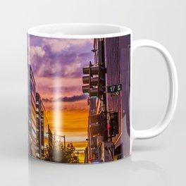 Farragut North Sunset Coffee Mug