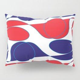 Digital Art_Summertime Bold Palette Pillow Sham