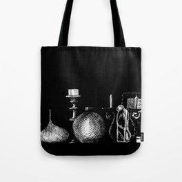 Tiny Still Life Tote Bag