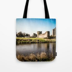 Defending the Realm Tote Bag