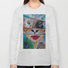 Shapeshifting Long Sleeve T-shirt