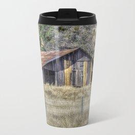 Amador Old Barn Metal Travel Mug