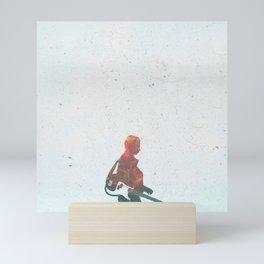 Bad Pitched Mini Art Print