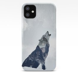 Wolf. Into the Wilderness iPhone Case