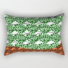 Line 2 Rectangular Pillow