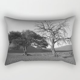 Namibia's desert Rectangular Pillow