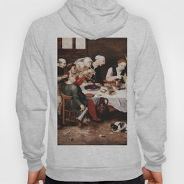 Hieronymus Bosch - The Bacchus Singers Hoody
