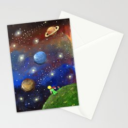 Little Prince Dream Stationery Cards