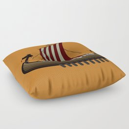 Vikings Floor Pillow